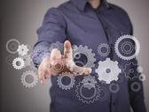 Engineering und design bild — Stockfoto
