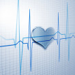 Image of hearbeat — Stock Photo #12376639