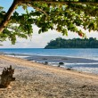 The island of Koh Chang in Thailand. — Stockfoto