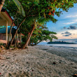 Evening on the island of Koh Chang. — Stock Photo