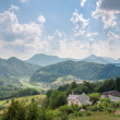 Alpine Landscape — Stock Photo #11827772