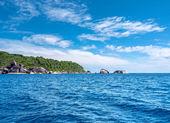 Similan Islands in the Andaman Sea. Thailand. — Stock Photo