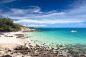 The island of Koh Samet in Thailand — Stock Photo