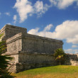Royalty-Free Stock Photo: Tulum Ruins in Mexico