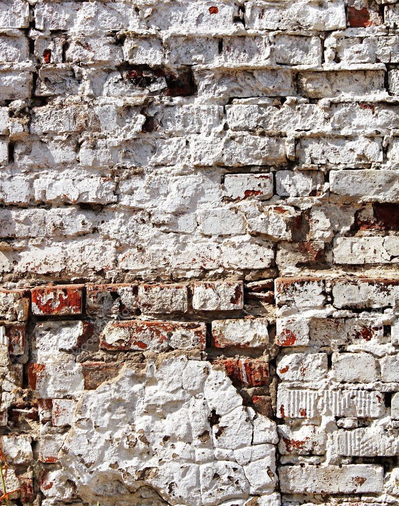 Grunge background - texture old brick wall — Stock Photo #11918304