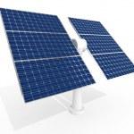 panel de energía solar — Foto de Stock   #11639494