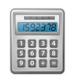 Calculator — Stockvector