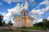 Small Christian orthodox church — Stock Photo