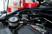 Veicolo a motore — Foto Stock