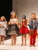 Children's Fashion Show 2012 — Stock Photo