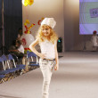 Children's Fashion Show 2012 — Stock Photo #10940234