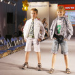 Children's Fashion Show 2012 — Stock Photo #11045735
