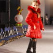 Children's Fashion Show 2012 — Stock Photo #11057465