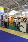 International exhibition ELEKTRO'2012 — Stock Photo