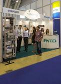 Exposición internacional elektro — Foto de Stock
