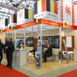 Foto Stock: International exhibition Mosbuild 2012