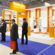 International exhibition NEFTEGAZ-2012 — Stock Photo #11969351