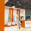 International exhibition NEFTEGAZ-2012 — Stock Photo #11969403
