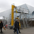 Стоковое фото: International exhibition Mosbuild 2012