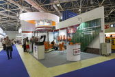 Exposición internacional neftegaz-2012 — Foto de Stock