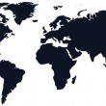 World map — Stock Photo #12077353