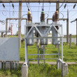 High-voltage substation — Stock Photo #10943143