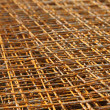 Netting rusty — Stock Photo