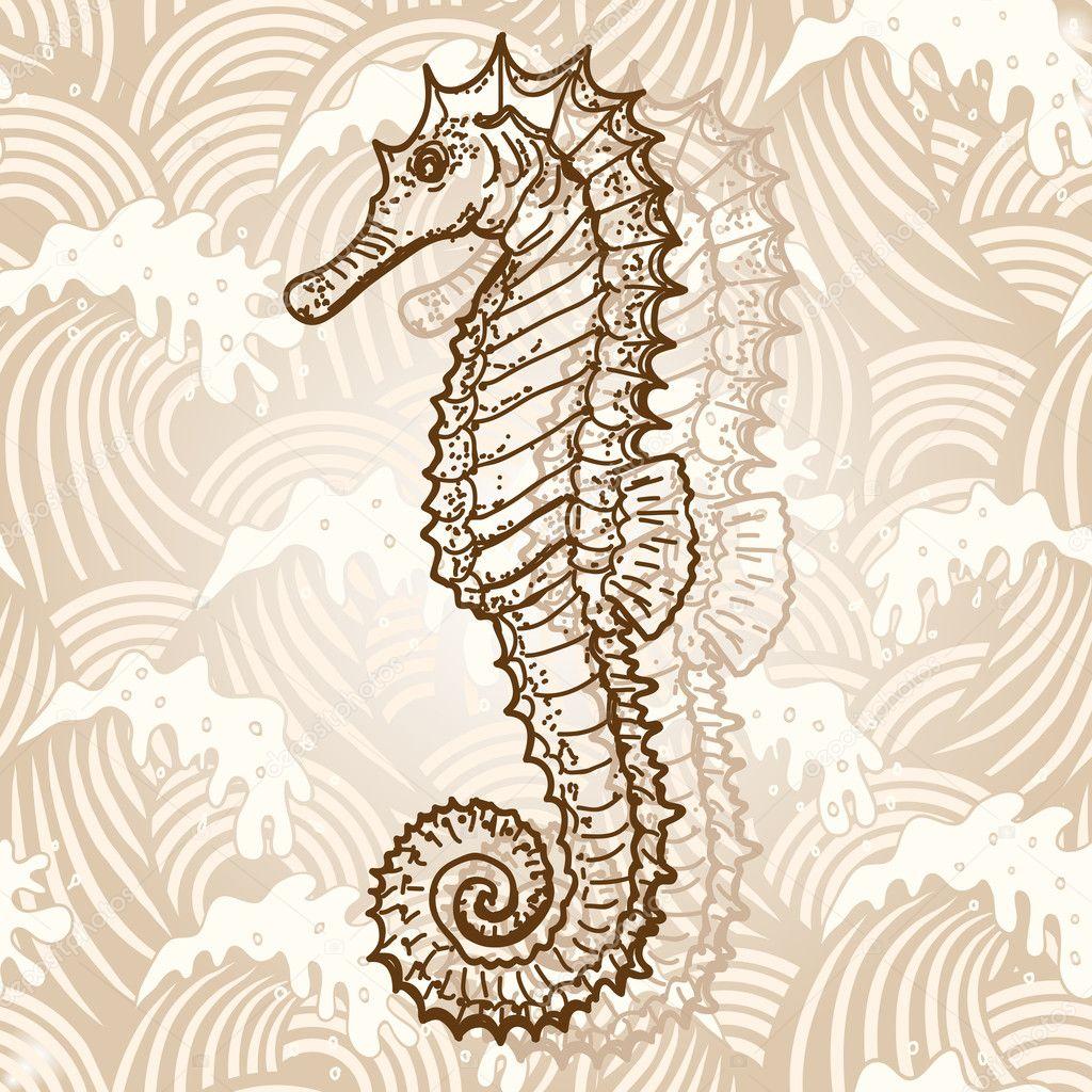 illustration in vintag...