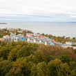 Stock Photo: Tallin view with sea