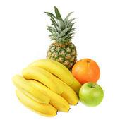 Fresh tropical fruits — Stock Photo