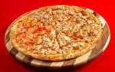 Pizza timeses de l'année — Photo