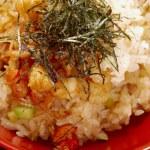 Постер, плакат: Fried rice tyahan with seafood