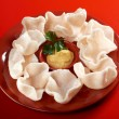 Chinese cuisine .Chinese dim sum appetizers — Stock Photo #12413976