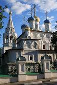 Ortodoks Tapınağı — Stok fotoğraf