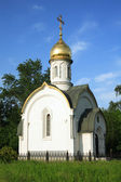 Orthodox chapel — Stockfoto