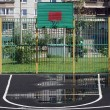Stockfoto: Basketball court