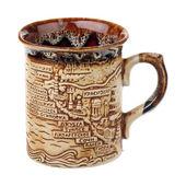 Souvenir mug — Stock Photo