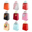 Royalty-Free Stock Векторное изображение: Shopping bags