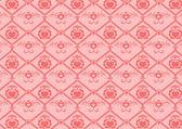 Hart patroon — Stockvector