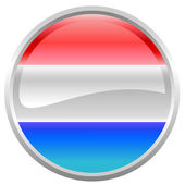 Flag of Luxembourg — Stock Vector