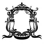 Floral frame — Stock Vector #11673975