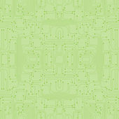 Circuit board pattern — Stock Vector