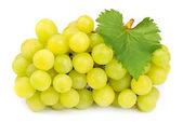 Tatlı ve olgunlaşmış üzümler — Stok fotoğraf