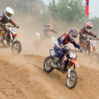 Stock Photo: XX International motocross in Vladimir