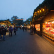 Christmas market in Vienna, Austria — Stock Photo #11499187