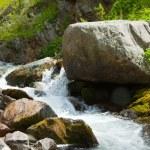 Mountains stream — Stock Photo #11499948