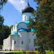 Trinity Cathedral in Holy Assumption Monastery - Stock Photo