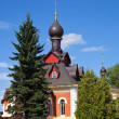 Church of St. Seraphim of Sarov — Foto Stock