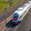 High-speed passenger train — Stock Photo #11499965