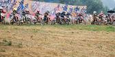 XX International motocross in Vladimir — Stock Photo
